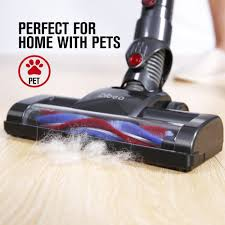 PELO GATTO E CANE ASPIRAPOLVERE DIGITALE SENZA FILI 22.2v DIBEA C17 Wireless Vacuum Cleaner