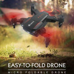 EACHINE E59 RTF MICRO QUADRICOTTERO EACHINE E59 DRONE CON BRACCI PIEGHEVOLE