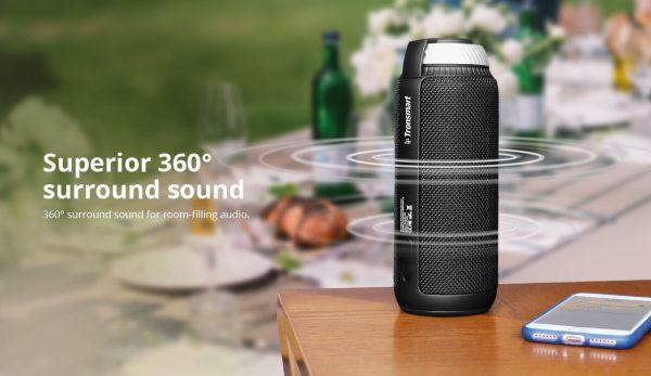 SPEAKER 360°