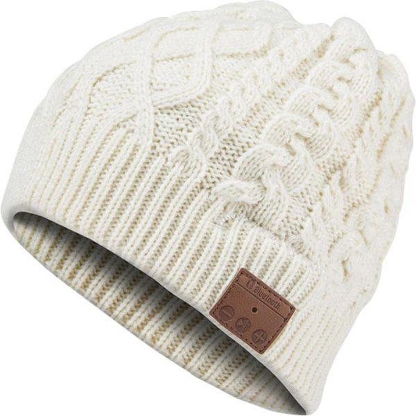 muscic hat bianco