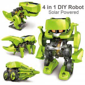 ROBOT ENERGIA SOLARE