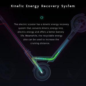 energia cinetica ricarica