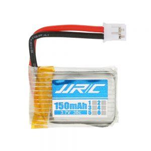batteria 150mAh 3.7V JJRC H36