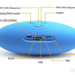 speaker bluetooth multifunzione