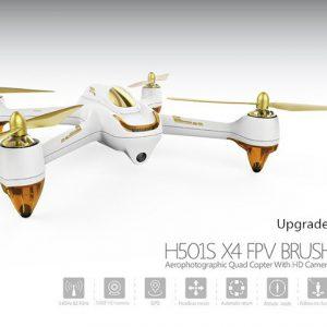 HUBSAN H501S X4 BIANCO