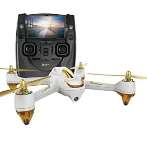 HUBSAN H501S X4 FPV BRUSHLESS GPS DRONE DA ITALIA
