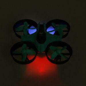 MICRO DRONE F36 CON LUCI LED