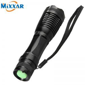 Torcia LED XM-L T6 L2 Torcia 5 Modalità Zoomable