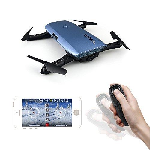 selfie drone drone completo e pronto all'uso jjr/c h47 da Italia