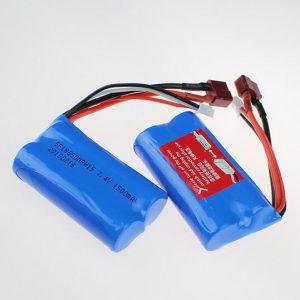 wltoys 12428 doppia batteria da Italia