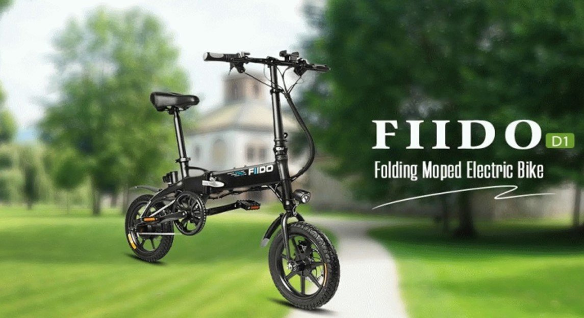 Fiido D1 Bicicletta Elettrica Pieghevole Da Italia