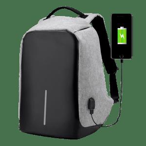 zaino tattico ZAINO ANTI FURTO impermeabile multifunzione USB SMART BAG spedizione rapida