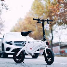 BICICLETTA ELETTRICA F-wheel D1 DYU da ITALIA