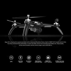 Quadricottero MJX Bugs 5W da ITALIA brushless rc drone GPS follow me