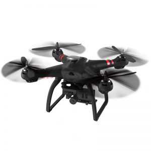 NUOVO DRONE BAYANGTOYS X22 GIMBAL STABILIZZATO A 3 ASSI