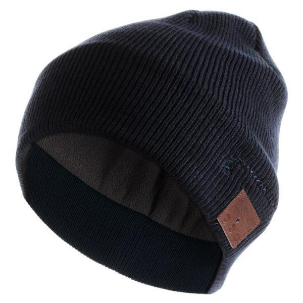 Cappello Bluetooth Stereo berretto da neve blu