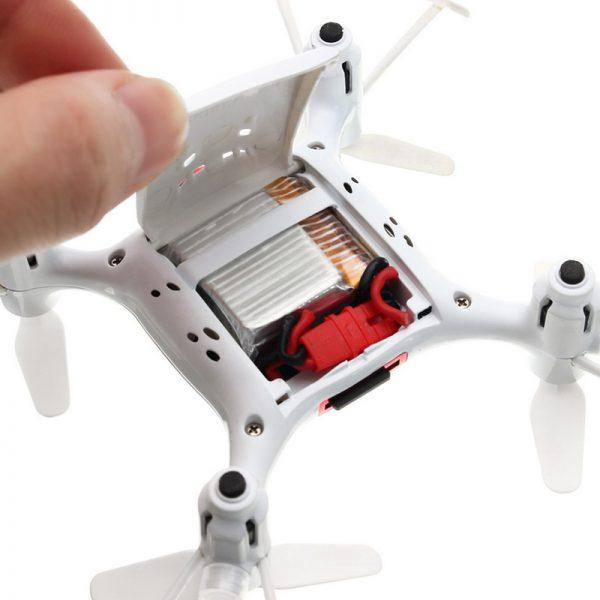 Batteria MINI DRONE FPV Syma X21W