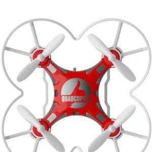 Sbego Pocket Drone 124 Quadcopter Rosso