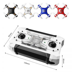 Mini Micro Drone RC SBEGO Pocket 124 RTF da ITALIA